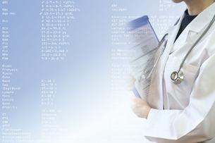 医療イメージ 健康診断の写真素材 [FYI00560276]