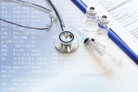 医療イメージ 健康診断の写真素材 [FYI00560284]