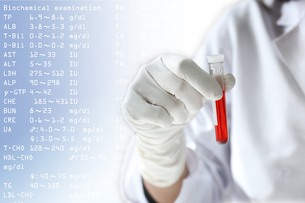 医療イメージ 健康診断の写真素材 [FYI00560285]