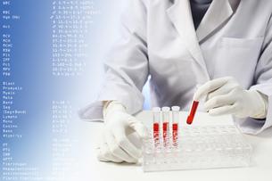 医療イメージ 健康診断の写真素材 [FYI00560287]