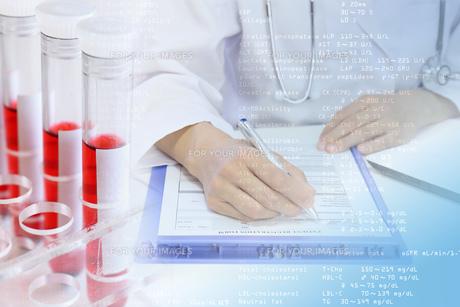 医療イメージ 健康診断の写真素材 [FYI00560291]