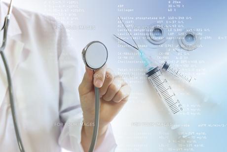 医療イメージ 健康診断の写真素材 [FYI00560292]
