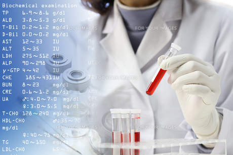 医療イメージ 健康診断の写真素材 [FYI00560300]