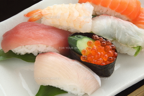 寿司の写真素材 [FYI00560417]