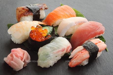 寿司の写真素材 [FYI00560418]