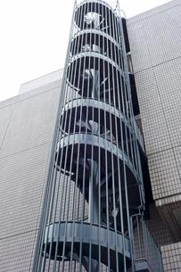 螺旋階段の写真素材 [FYI00564621]