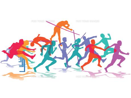 sportの写真素材 [FYI00565011]