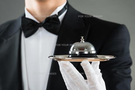 serviceの素材 [FYI00565220]