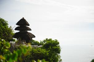 バリ島ウルワトゥ海岸の写真素材 [FYI00566993]