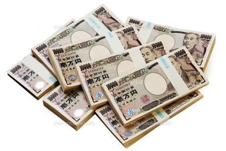 日本円の写真素材 [FYI00567094]