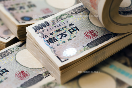 日本円の写真素材 [FYI00567097]
