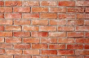 ビンテージなレンガの壁|グラフィック素材の写真素材 [FYI00569261]