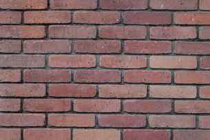 ビンテージなレンガの壁|グラフィック素材の写真素材 [FYI00569262]