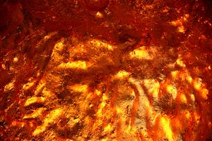 黄金色の金属|グラフィック素材の写真素材 [FYI00569418]