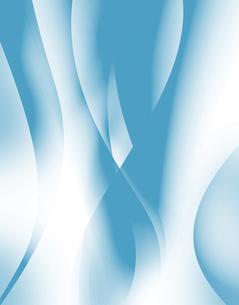 抽象模様 曲線 アブストラクトのイラスト素材 [FYI00569463]