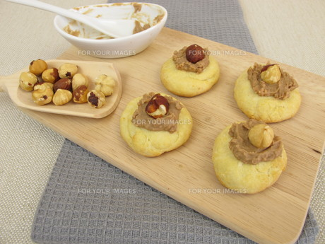 biscuitの素材 [FYI00569618]