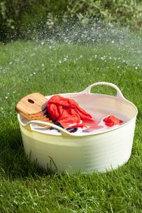 洗濯イメージの写真素材 [FYI00571924]