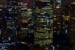 東京夜景の写真素材 [FYI00572048]