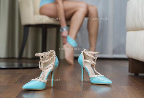 legsの素材 [FYI00572341]