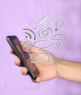 communicationの素材 [FYI00573262]