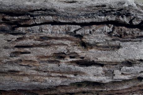 侵食された岩 グラフィック素材の写真素材 [FYI00574110]