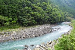 和歌山県有田川上流の写真素材 [FYI00576298]