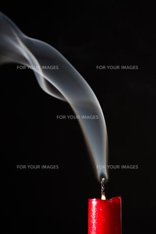 smokeの写真素材 [FYI00577540]