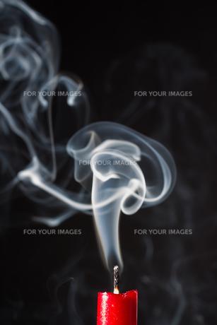 smokeの写真素材 [FYI00577544]