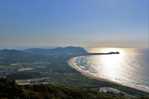 糸島の絶景の写真素材 [FYI00582808]