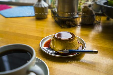プリン/Pudding/Cremecaramelの写真素材 [FYI00583080]