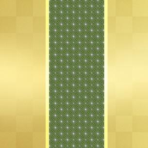 和柄 和 和風 市松模様のイラスト素材 [FYI00583121]
