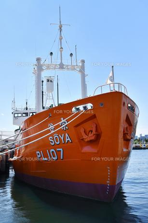 南極観測船宗谷の写真素材 [FYI00585154]
