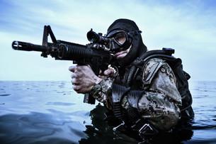 navyの写真素材 [FYI00585524]