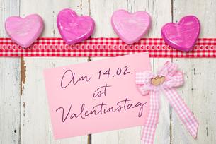 valentines dayの写真素材 [FYI00587149]