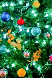 クリスマスイメージの写真素材 [FYI00587283]