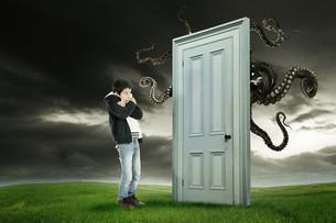 fearの写真素材 [FYI00588807]