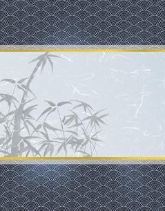 日本間 掛け軸 和柄 和室のイラスト素材 [FYI00589527]