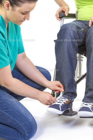 wheelchairの素材 [FYI00590333]