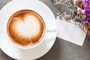 cafeの写真素材 [FYI00590363]