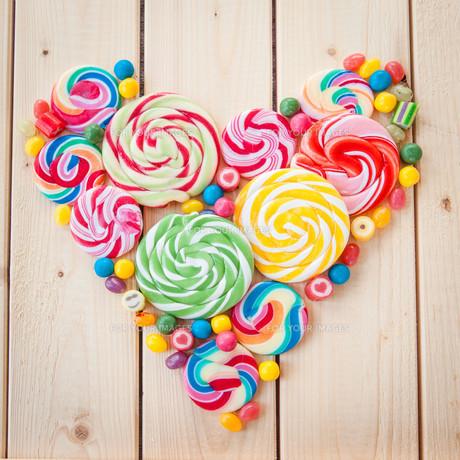 sweetsの写真素材 [FYI00590668]