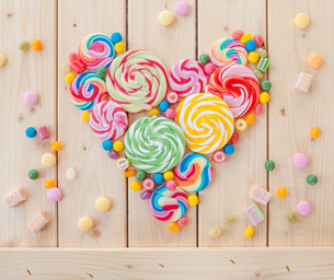 sweetsの写真素材 [FYI00590669]