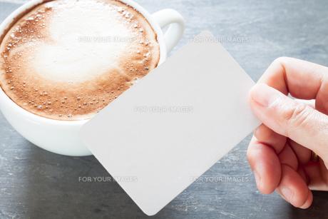 cafeの写真素材 [FYI00590767]