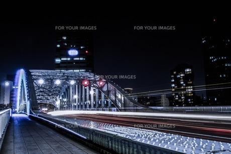 永代橋の写真素材 [FYI00591619]