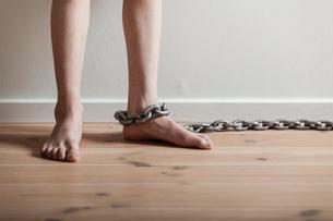 chainの写真素材 [FYI00591890]