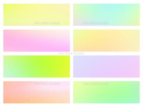 淡いグラデーションの素材のイラスト素材 [FYI00593780]