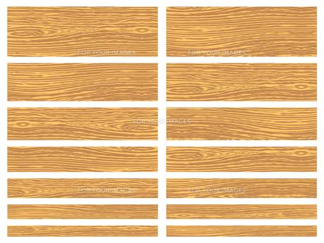 木目の素材のイラスト素材 [FYI00593926]