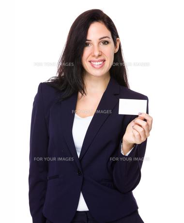 womanの写真素材 [FYI00595318]