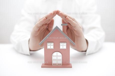 houseの素材 [FYI00595834]