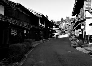 古い町並みの写真素材 [FYI00596020]