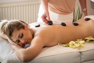 massageの素材 [FYI00597307]